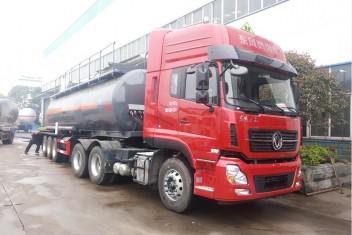 盐酸(氢氯酸)运输车